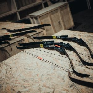 Archery tag Downtown Arena Prievidza